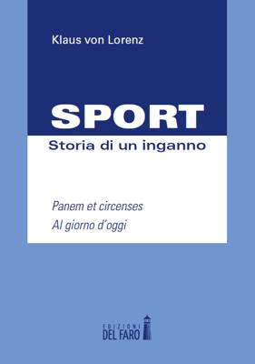 Copertina Sport - Storia di un inganno